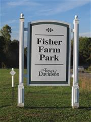 2014FisherFarmParkSign