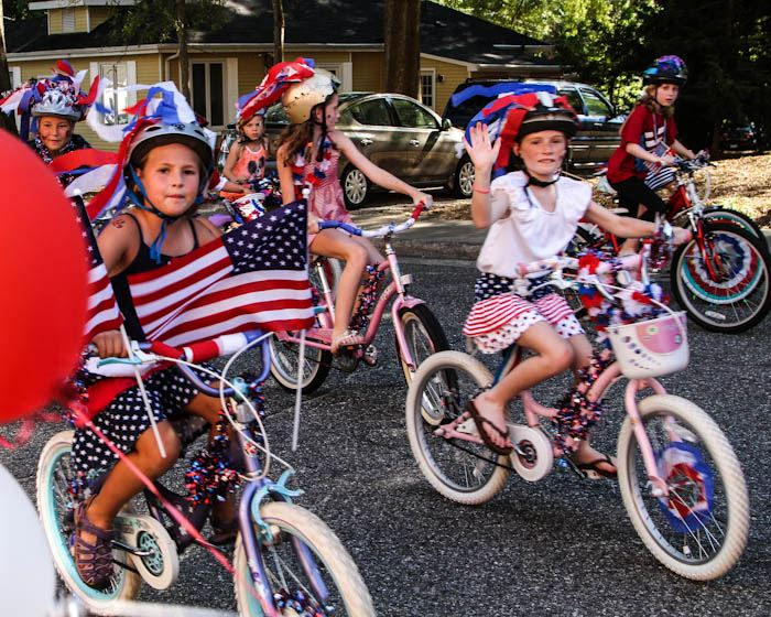 2014-July-4 Bike Parade 3